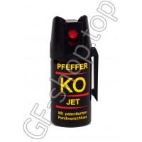 Газовый баллончик Pfeffer KO JET 40ml (оригинал)